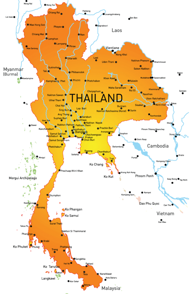 Thailand-map-with-details