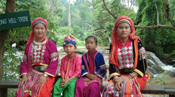 Thailand Exposed. Chiang Mai Hilltribe