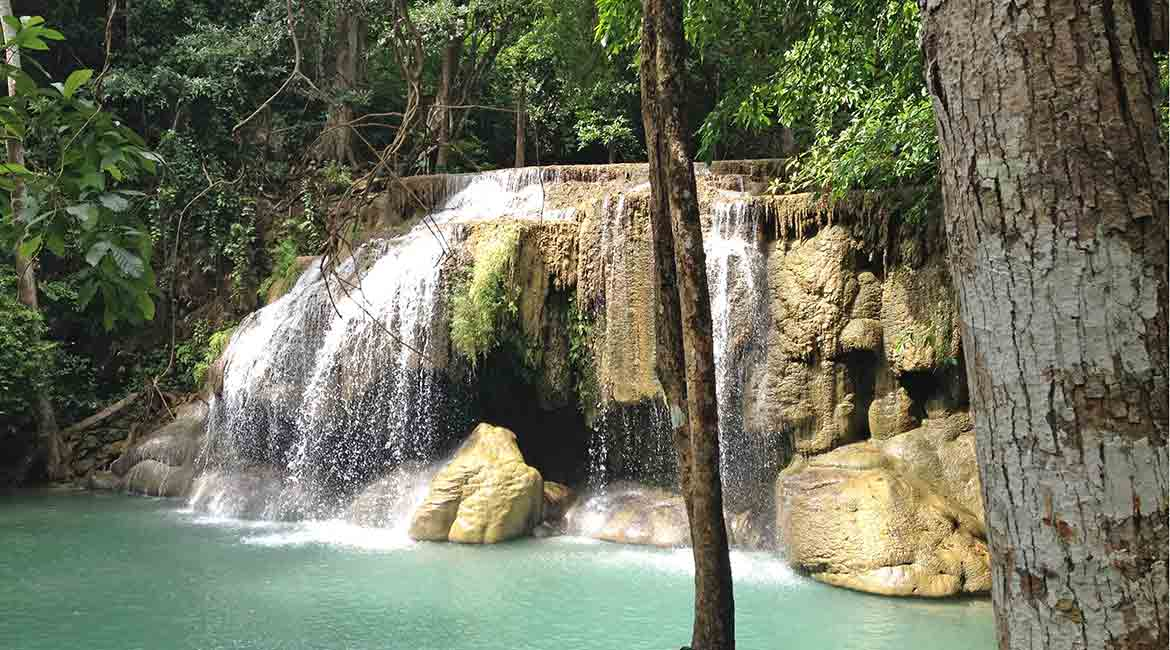 Thailand-VIP-trail.Erawan-Waterfall