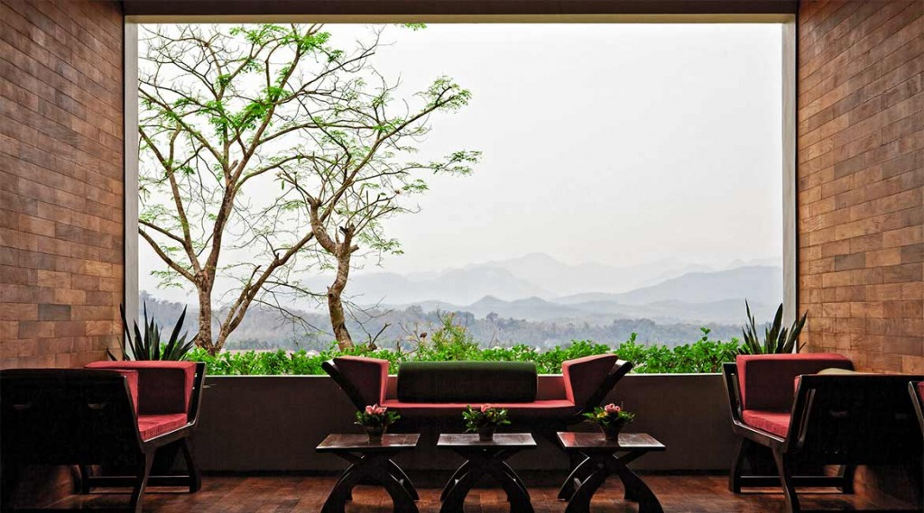 Thailand.Mekong-Cruise.Luang-Prabang-view-hotel.lobby-area