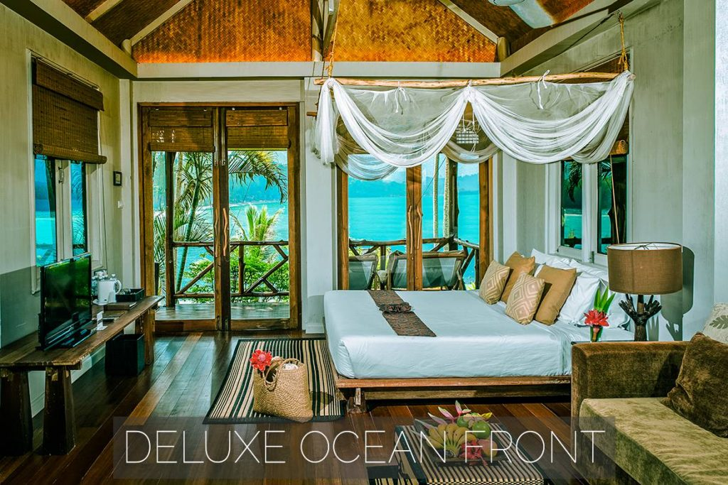 Thailand.Koh Kood.Two Island Combination.Away-deluxe ocean front