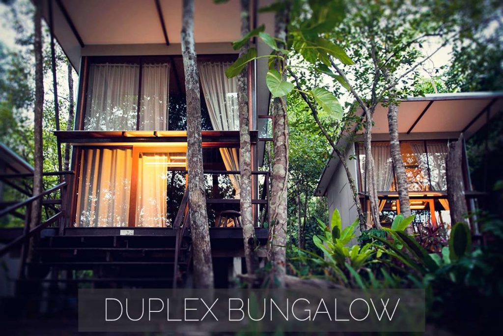 Thailand.Koh Kood.Two Island Combination.Away-duplex bungalow