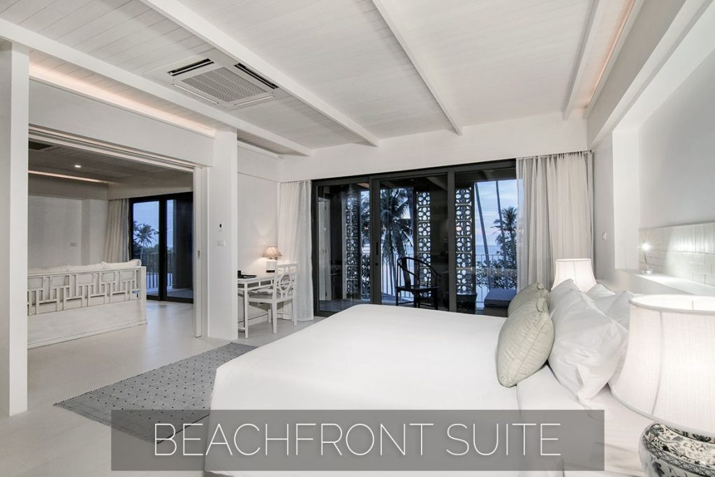 Thailand.Two Islands Combination.Awa.Beachfron Suite