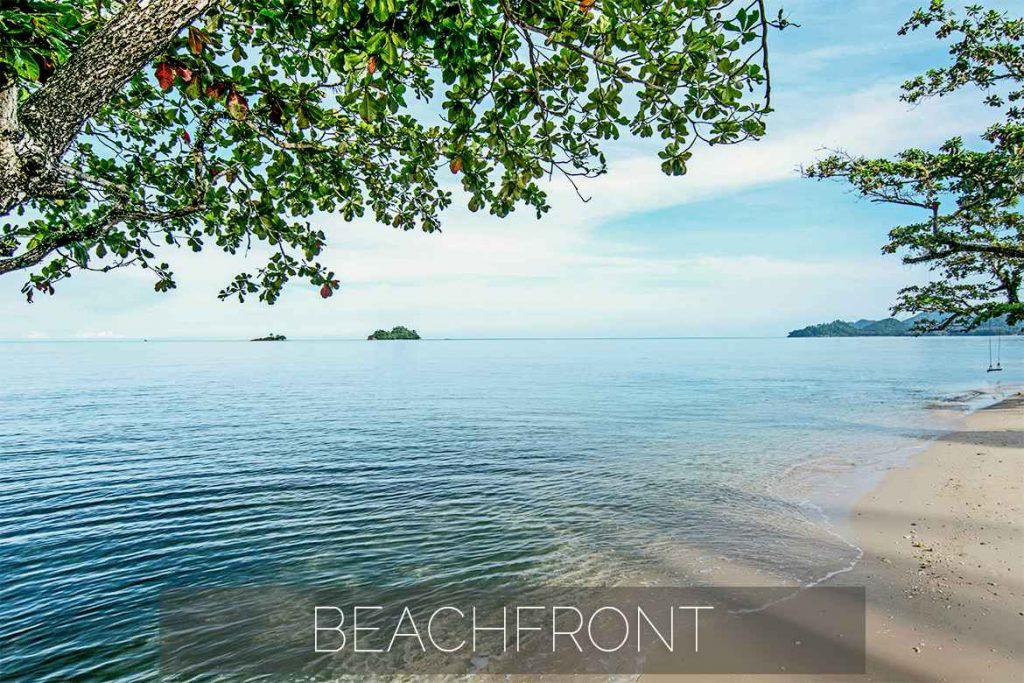Thailand.Two Islands Combination.Awa.Beachfront
