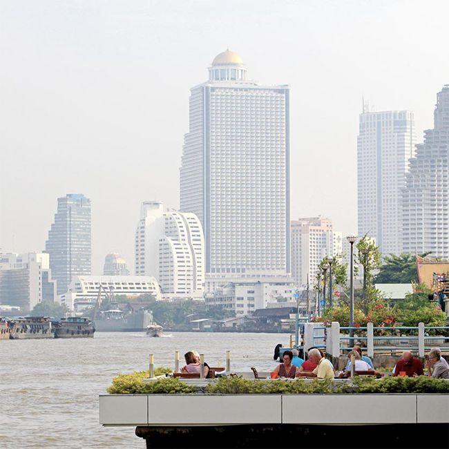 Thailand.Bangkok.Ramada-Plaze-Hotel.Terrace